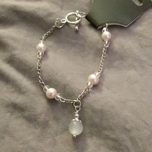 Glass beads and austria crystal